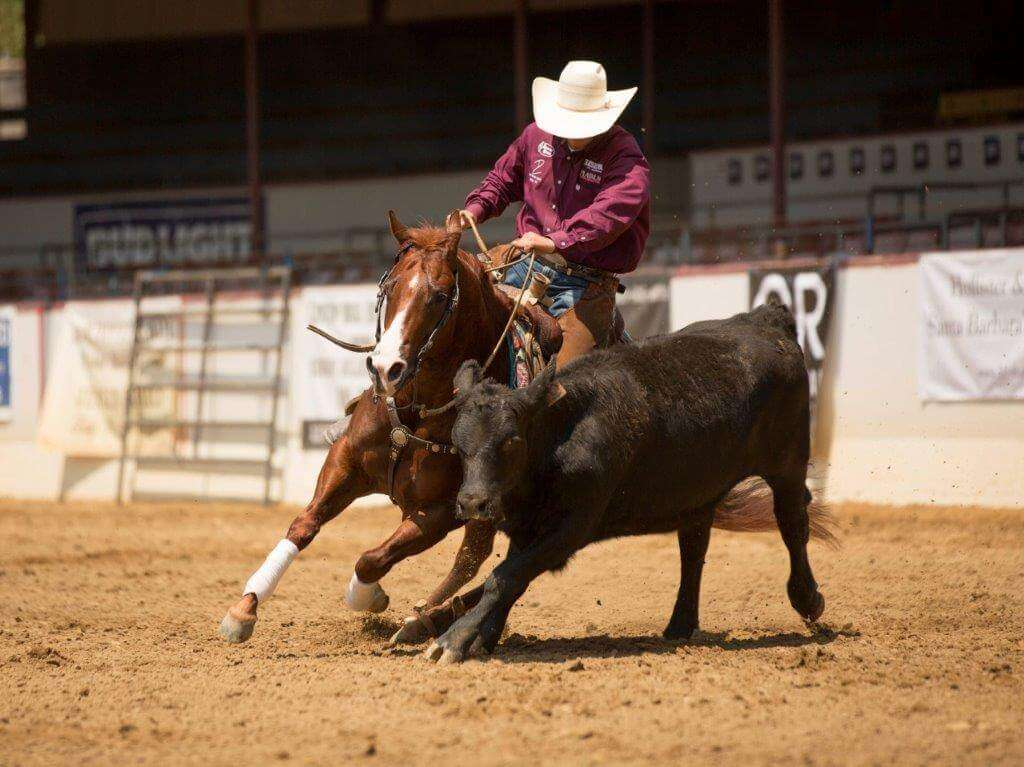 2018 Fiesta Rodeo Roping