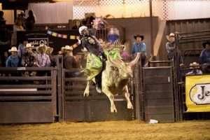 2018 Fiesta Rodeo PBR & PRCA